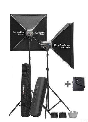 Elinchrom D-Lite RX 4/4 Softbox Kit